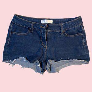 No Boundarie ssize 9 denim shorts